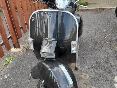 Scooter LML Star 125cc, 2T Faible Kilométrage
