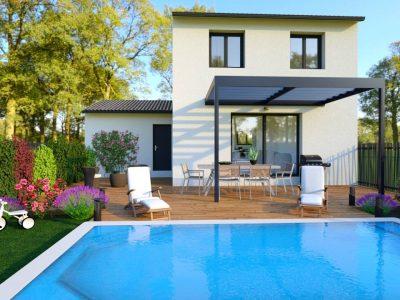 Villa contemporaine 3 chambres + Garage