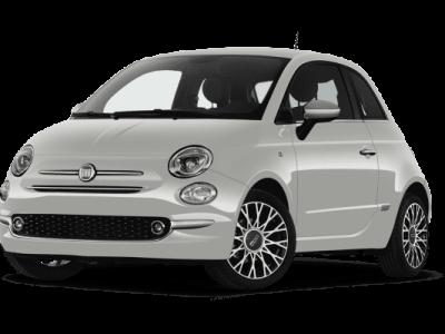FIAT 500 Série 8 1,0 70 cv Hybride BSG Star, clim auto, GPS U-connect 7'',