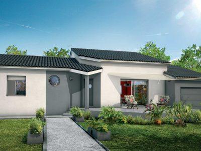Maison à bâtir de 113 m² à Plaisance du Touch...