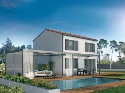 Ref:40504 - Maison à bâtir de 84 m² à Pibrac 31820
