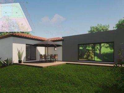 Ref:41551 - Votre future maison à Montgiscard (31450)