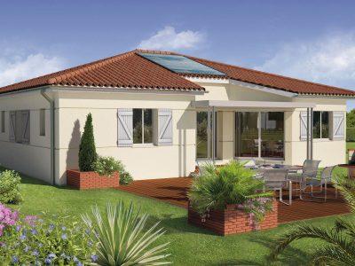 Villa Moderne neuve Vinça 66320