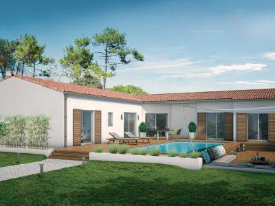 villa construction neuve Baho 66540