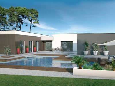 Maison moderne neuve Banyuls-dels-aspres 6630...