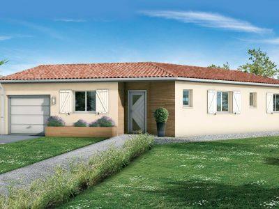 Ref:42368 - Villa 85 m² type 4