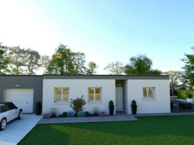 Villa T5 120m²